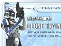 Звёздные войны: стрельба по мишеням
